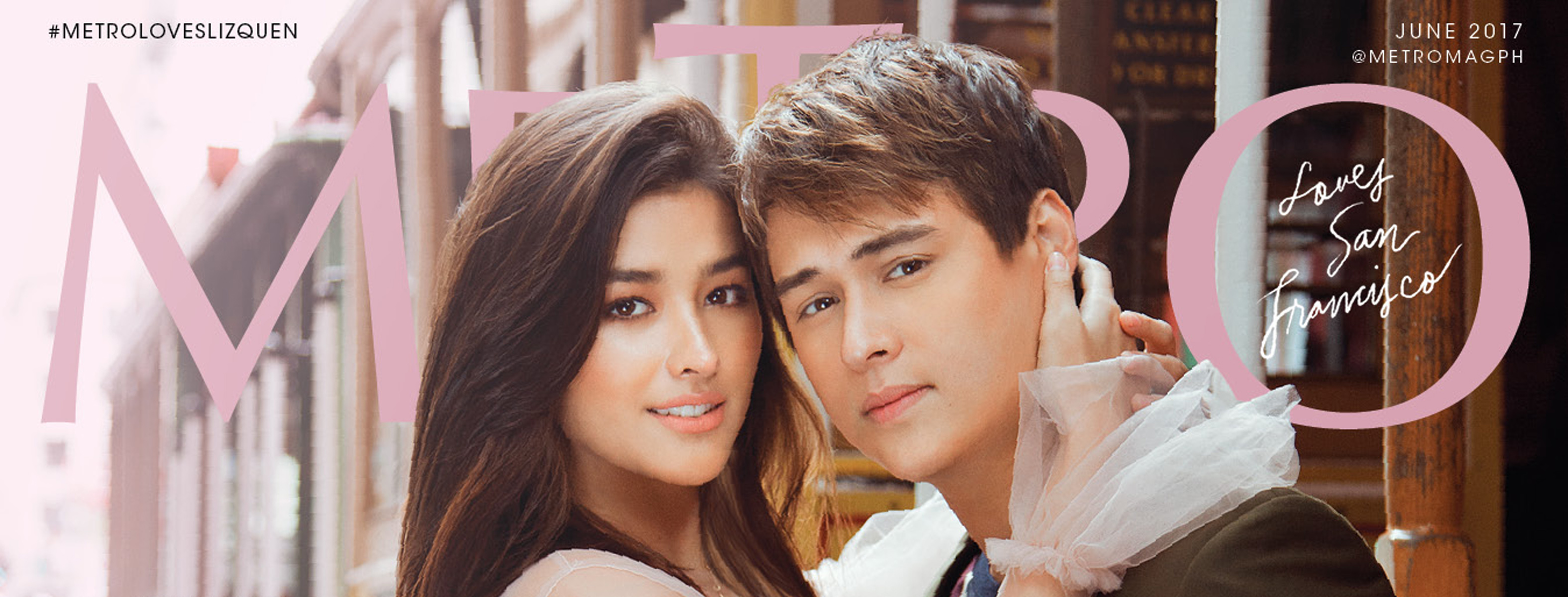 'Metro' revisits the Summer of Love with 'LizQuen'